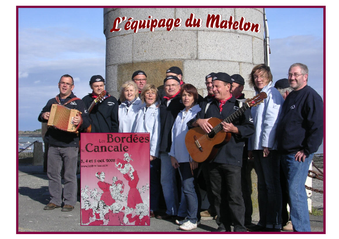 Affiche cancale 2008